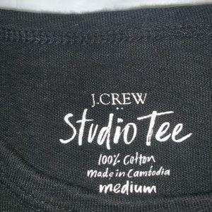 JCREW STUDIO TEE